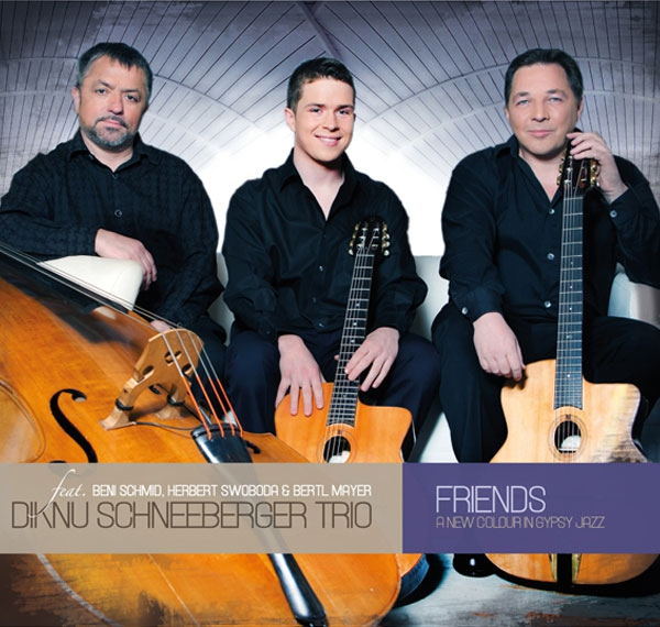 Friends - A new Color in Gypsy Jazz