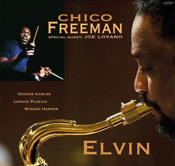 "The Elvin Jones Project ""ELVIN"""