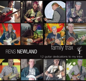 Family Trax - 12 guitar dedications to my tribe