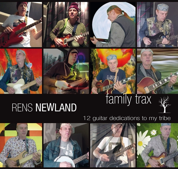 Out Now!: Family Trax - 12 guitar dedications to my tribe
