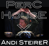 new! PERC HOUSE X  (Digital E.P.)